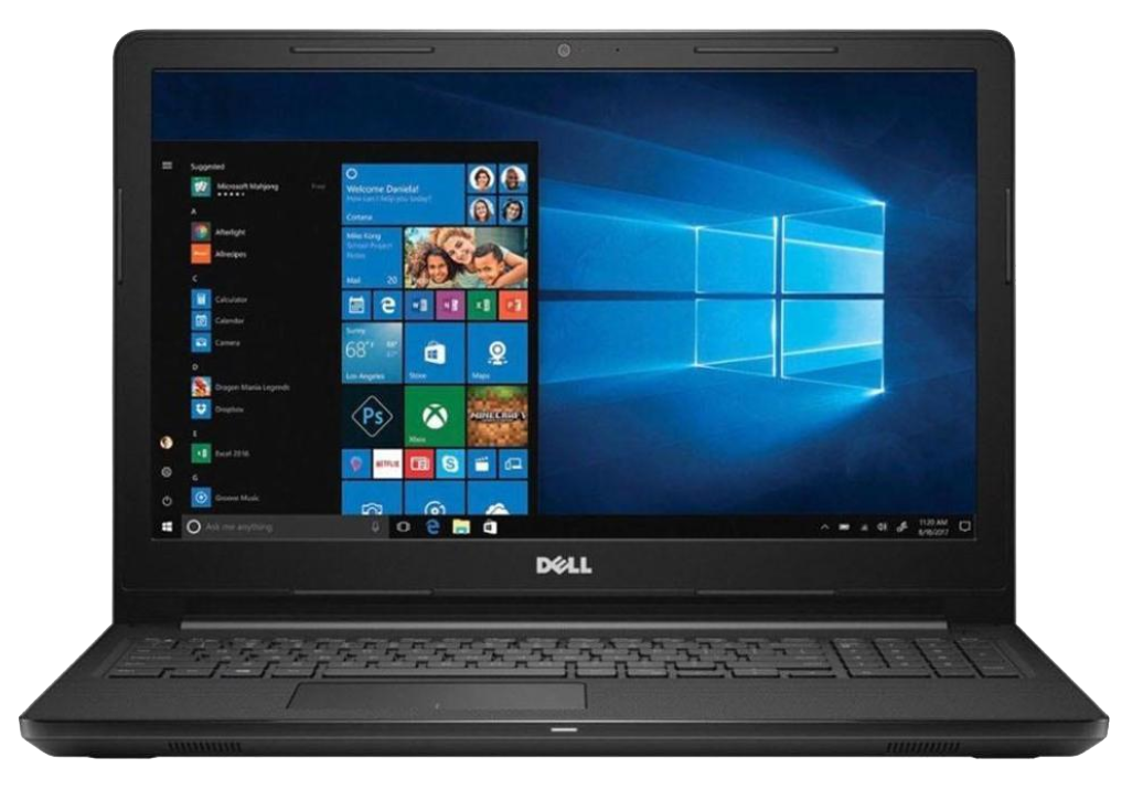 Dell Inspiron 15 Intel i5-7200U Laptop With 256GB SSD